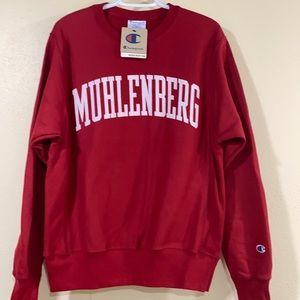 Muhlenberg, Champion Reverse Weave, Men's Small